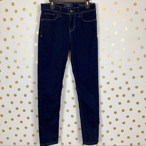 Guess Authentic Cigarette Low Rise Skinny Jeans